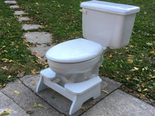 POOP STOOP Low Partial-Squat Toilet Foot Stool