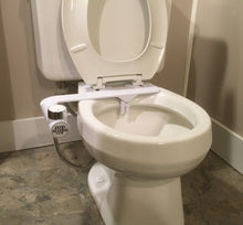 RimShot Cold-Water Bidet Attachment
