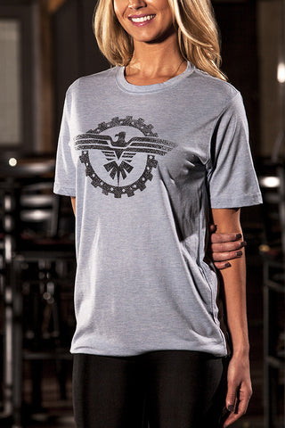 Bullets & Butterflies Eagle Eye Women's T-Shirt