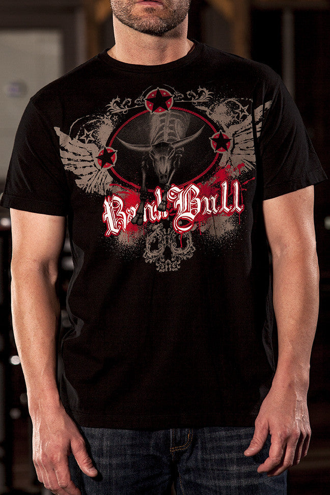 Rank Bull Bull Rush Men's Premium T-Shirt