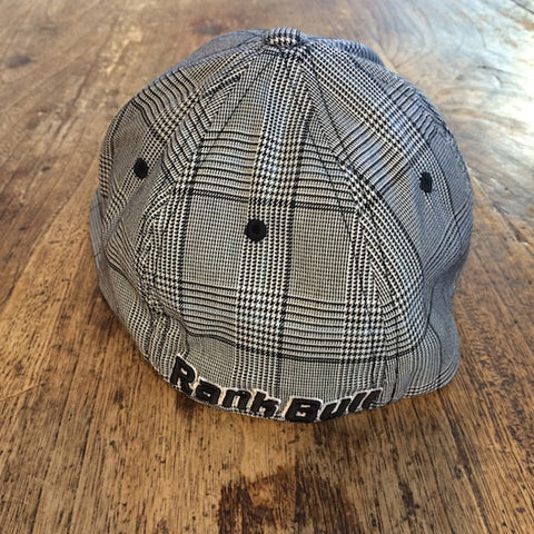 Rank Bull Icon Flexfit Cap Glen Check