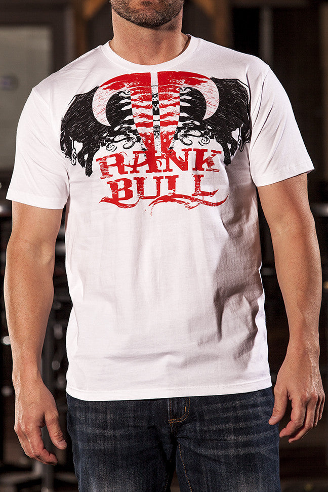 Rank Bull Dueling Bulls Men's T-Shirt - Country Lifestyle Brand