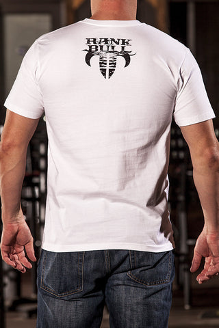 Rank Bull Dueling Bulls Men's Tee Back - Country Lifestyle Brand