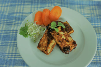 Tasty baked tofu is worth a try