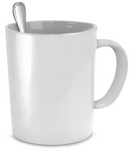 Happy Gays blank - MUG WHITE
