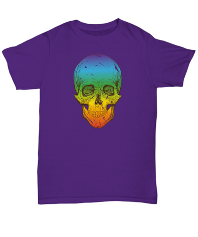 Rainbow Skulls v1 - RBSK1 - On Demand