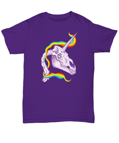 Zombie Unicorn Rainbow - ZOUNR - On Demand