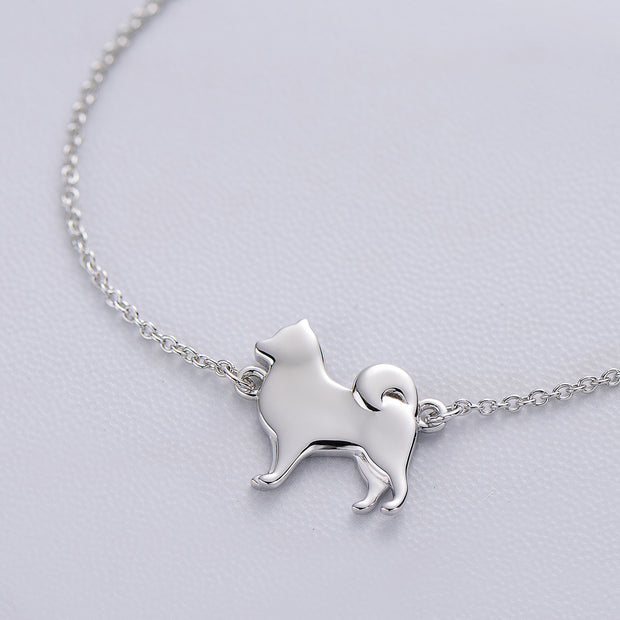 Samoyed Necklace