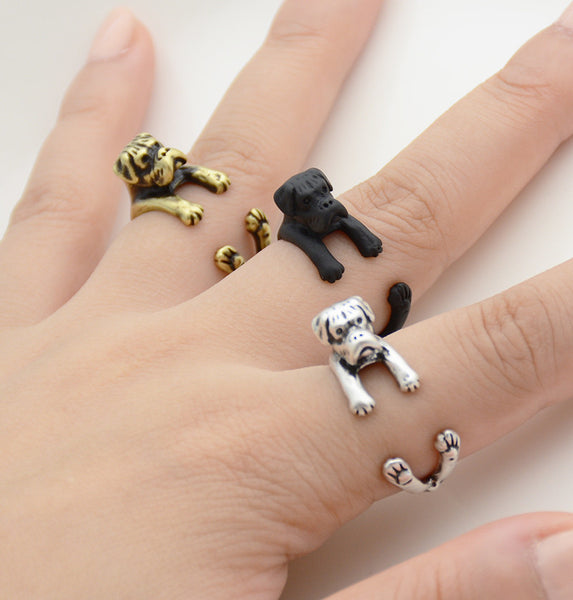 Boxer Wrap Ring