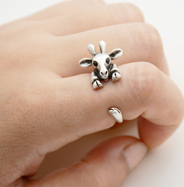 Giraffe Wrap Ring