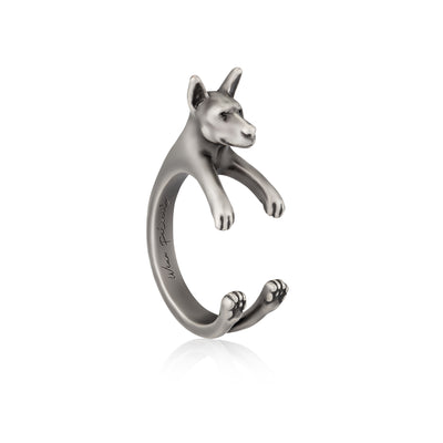 Australian Cattle Dog Wrap Ring