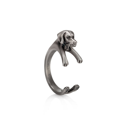 Vizsla Wrap Ring