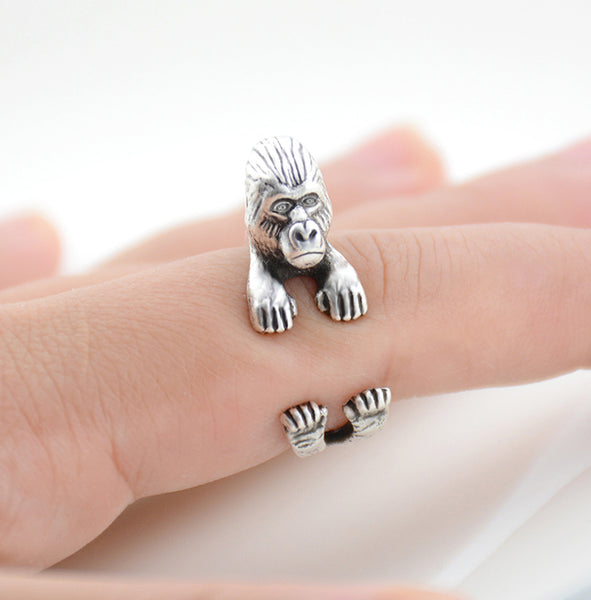 Gorilla Wrap Ring