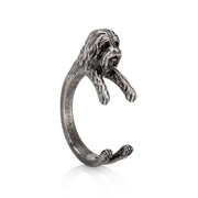 Havanese Wrap Ring