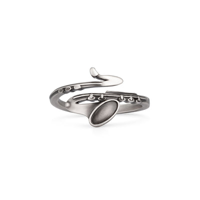 Saxophone Wrap Ring