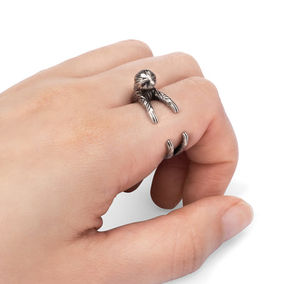 Sloth Wrap Ring