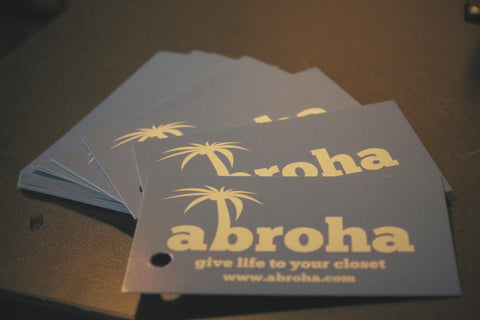 Welcome to the Abroha Journal