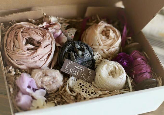 Monthly VIP Boxes | Premium Silk Ribbon