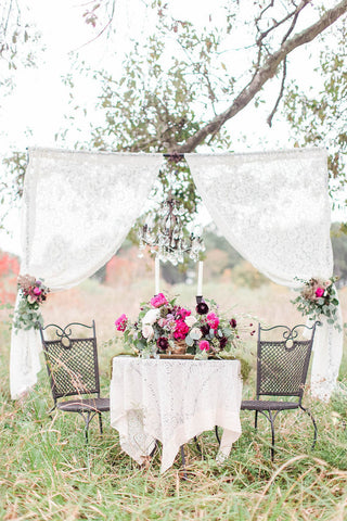 Pink Plum Wedding