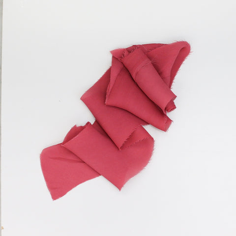 Desert Rose - Chiffon Luxury Ribbon