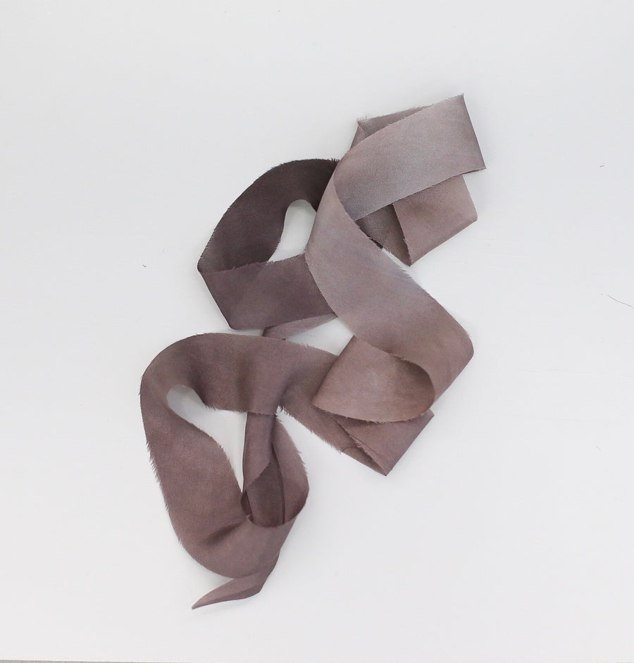 Willow - Habotai Luxury Ribbon