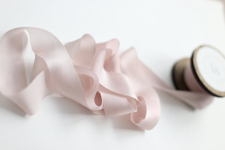 Ten yard ribbon bundle - Primrose