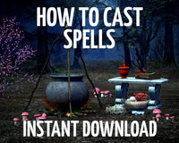 How to Cast Spells