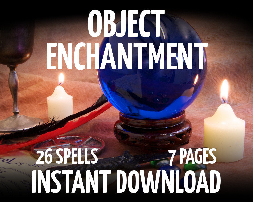 Object Enchantment