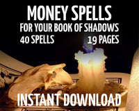 Money and Wealth Spells