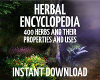 Herbalism Encyclopedia: Herbs and Their Magical Properties and Uses