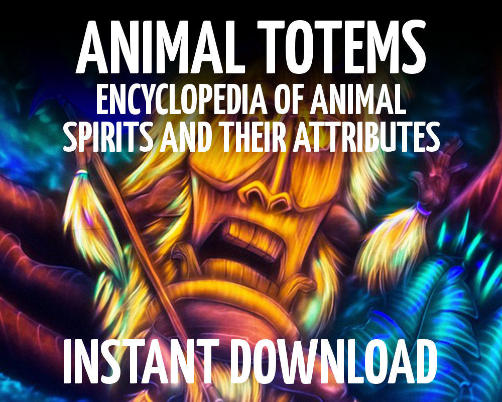 Load image into Gallery viewer, Spirit Animal Totems & Correspondences