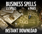 Business and Self Employment Spells