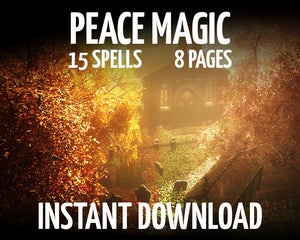 Load image into Gallery viewer, Peace Spells