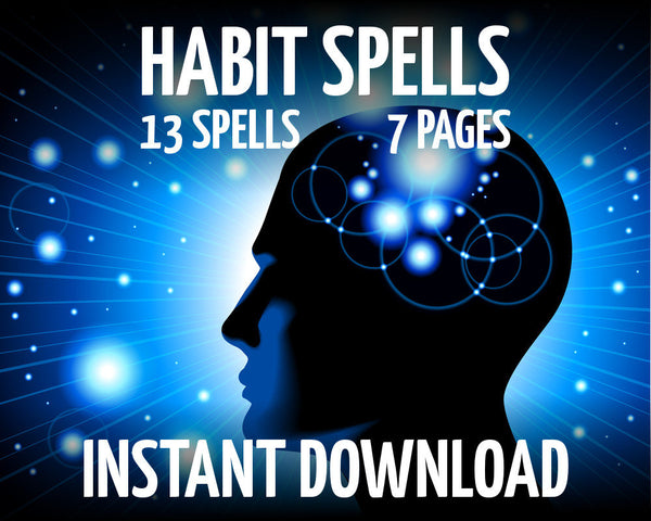 Spells for Habits, Addictions, and Breaking Them
