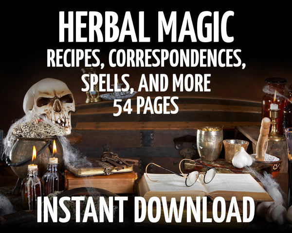 Herbal Correspondences and Recipes