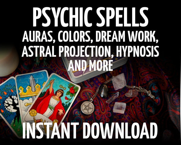 Psychic Power Spells