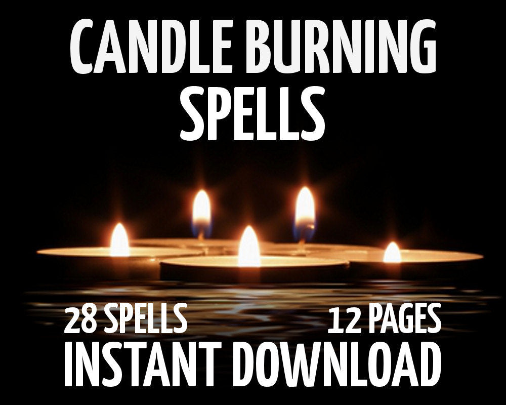 Candle Spells