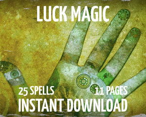 Load image into Gallery viewer, Luck Spells
