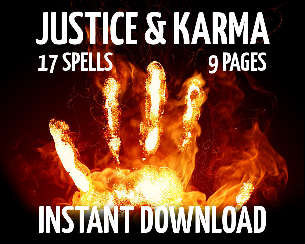 Justice & Karma Magic