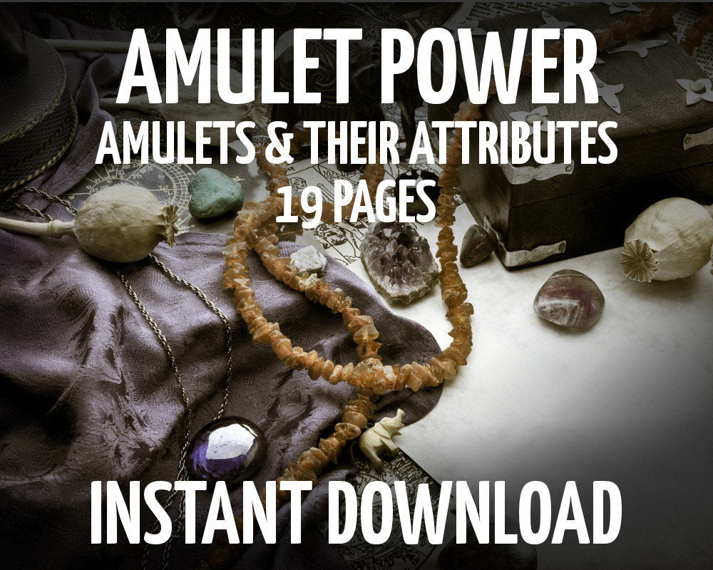 Amulet Powers & Attributes
