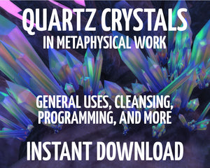 Load image into Gallery viewer, Quartz Crystals