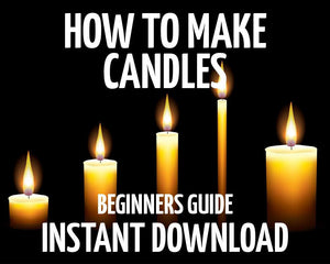 Load image into Gallery viewer, How to Make Candles
