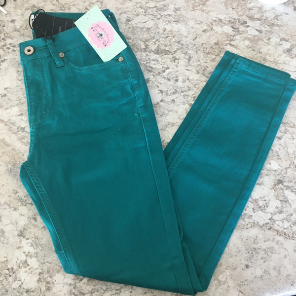 Brooke Skinny Jeans (2Colors)