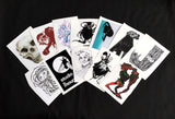 12-Piece Sticker Pack