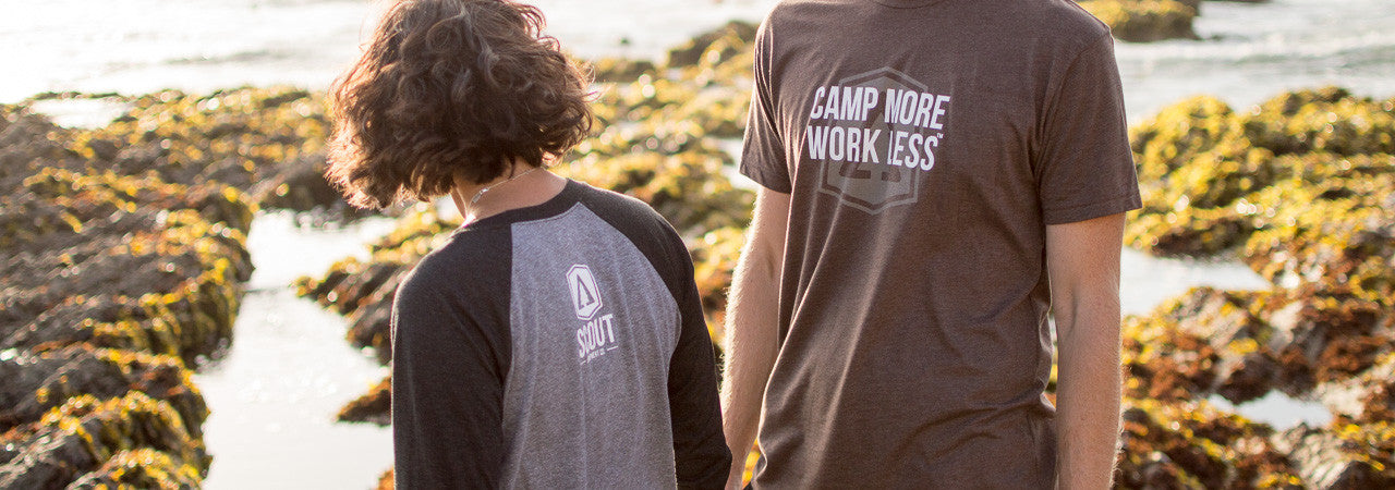 Camp More Work Less