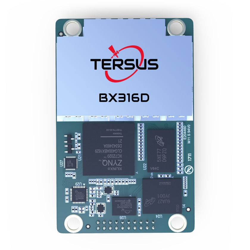 BX316D GNSS RTK Board with Heading