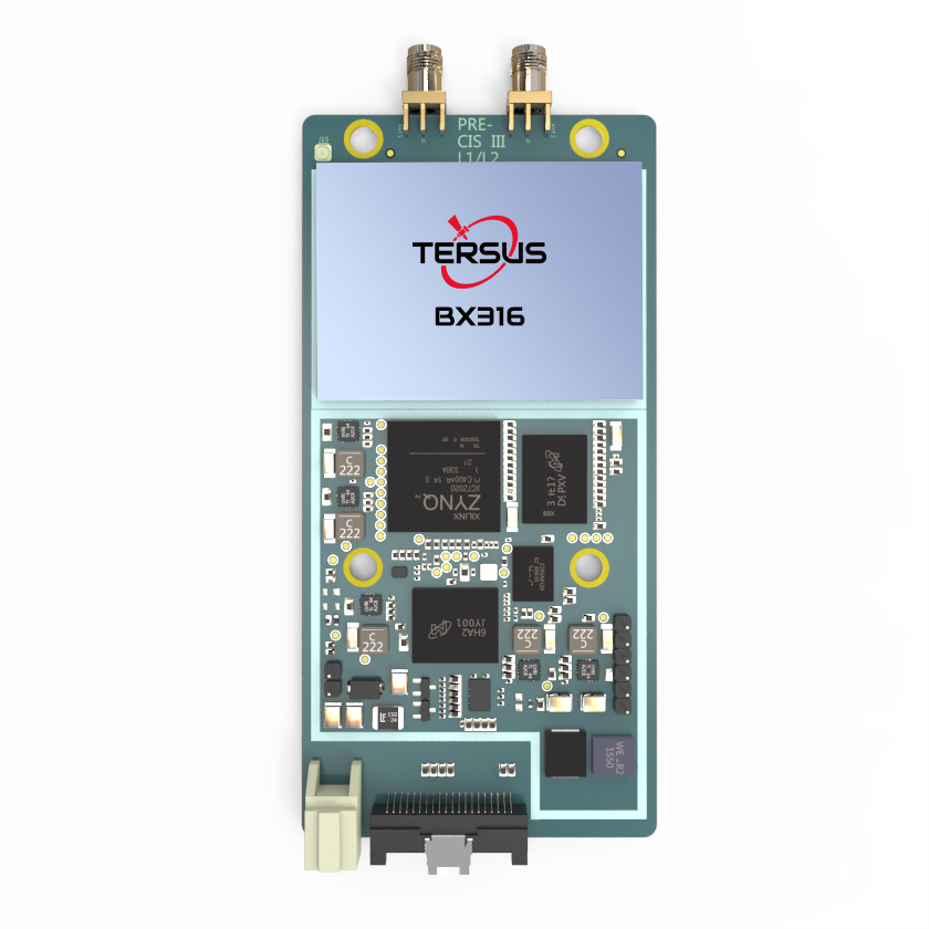 BX316 GNSS RTK Board with Heading