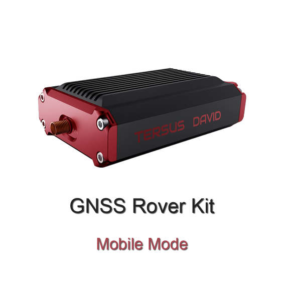David GNSS Receiver - Rover Kit Mobile Mode