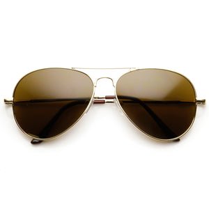 Large Premium Metal Aviators