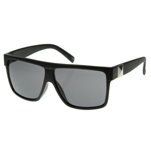 Retro Hipster Flat Top Sports Aviator Sunglasses 8096